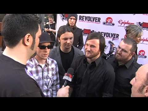 WHITECHAPEL Interview at Revolver Golden Gods 2010 on Metal Injection