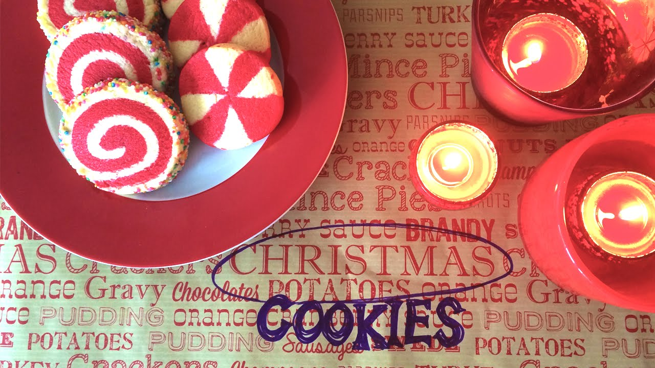 Howtocookthat Cakes Dessert Chocolate 27 Christmas Cookie