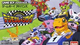 Datos Curiosos De Digimon.