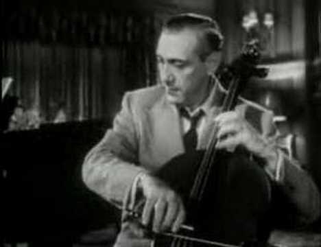 Gregor Piatigorsky plays Prokofiev