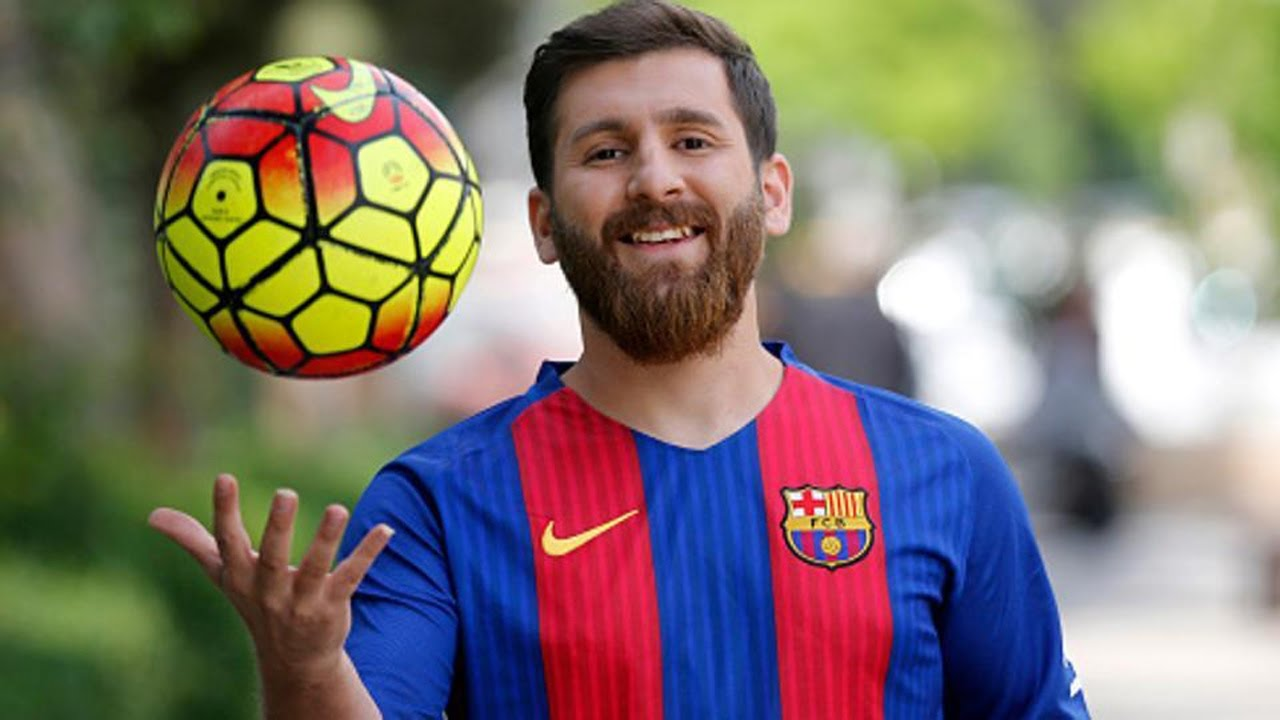 Soccer Training Info  How to Play Like Lionel Messi