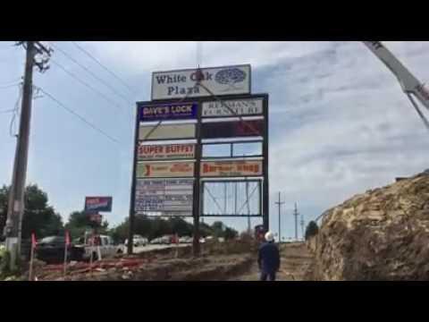 Elliot Crane falls in Blue Springs