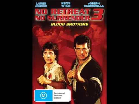 Richard Yuen - No Retreat No Surrender 3 (CIA Files)