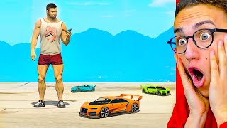 NEW TOY SUPERCARS in GTA 5! (GTA 5 Mods)