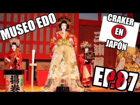 MUSEO EDO TOKYO | SAMURAIS Y II GUERRA MUNDIAL | Craker en Japón