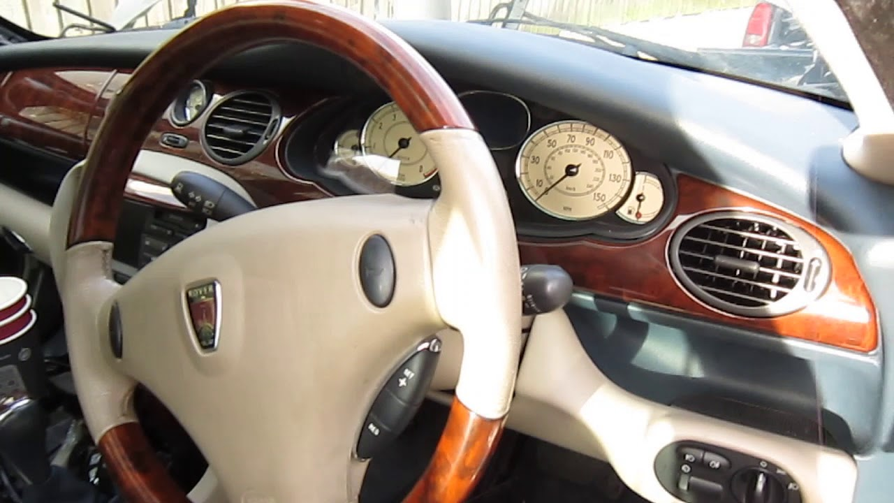 rover 75 mk 1 2 5 v6 auto neptune blue 57000 miles. Black Bedroom Furniture Sets. Home Design Ideas