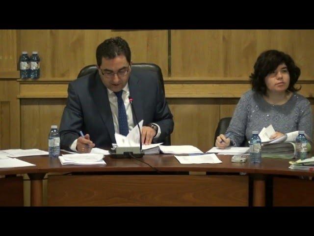 Pleno Xinzo de Limia - 28 - Abril - Primeira Parte - A