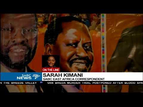 Latest political developments in Kenya