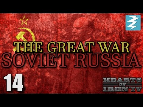 INTERWAR [14] The Great War Mod - Hearts of Iron 4 HOI4