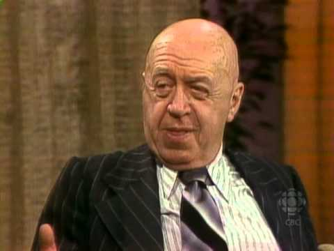 Otto Preminger on Marilyn Monroe, 1977: CBC Archives | CBC