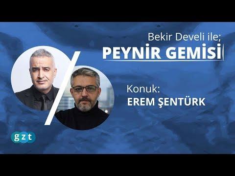 """Bekir Develi,  Erem Şentürk'ü """"Peynir Gemisi""""nde ağırlıyor!"""