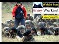 Hurdle Workout | Commando Training | Weight Loss Secrete | Army Special Force Training | Indian Army