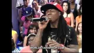 Lil Wayne Freestyle (live)