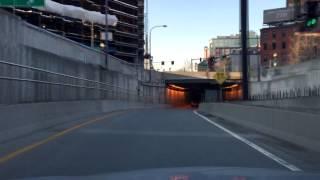 logan airport sumner tunnel i 93 north zakim bridge exits 28 to 31