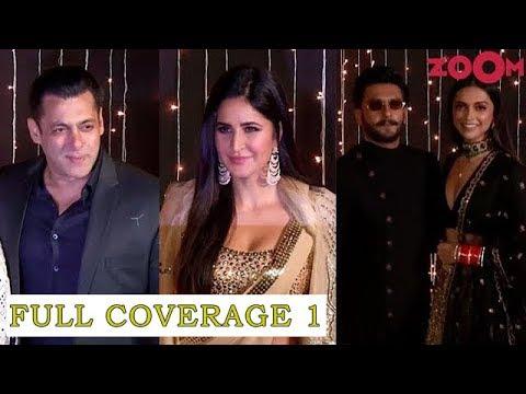 Priyanka Chopra & Nick Jonas Wedding Reception | Full Coverage | UNCUT | Part 1