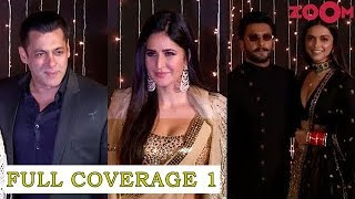 Priyanka Chopra & Nick Jonas Wedding Reception | Full Coverage | UNCUT | Part 1