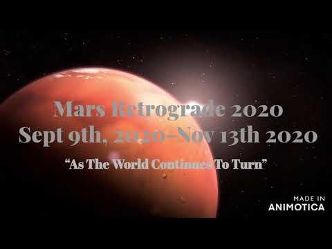 Mars Rx 2020...