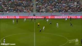 Thiago Alcantara vs Augsburg ● 15-16 HD 1080p (12.07.2015)