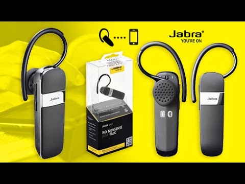 Jabra Talk - Bluetooth Headset - Quick Review