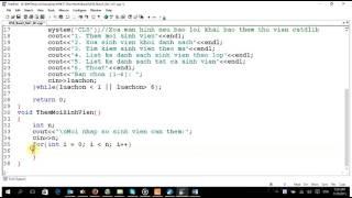 Ngôn ngữ lập trình C++ - Thực hành - Struct