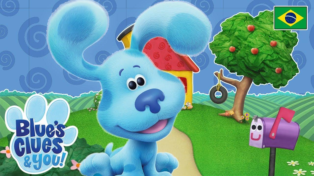 Um dia ao ar livre com Josh e Blue   Blue's Clues & You!