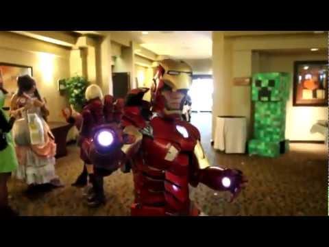 El mejor disfraz de ironman del mundo youtube - Disfraces del mundo ...