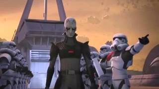 Star Wars: Rebels - Imperial Inquisition Audio Cue