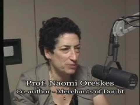 TalkingStickTV - Prof. Naomi Oreskes - Merchants of Doubt
