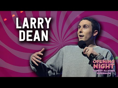 Larry Dean - 2016 Opening Night Comedy Allstars Supershow
