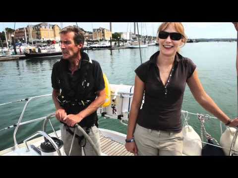Simon's Wight: Sailing with UKSA