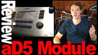 ATV aD5 Drum Module Review