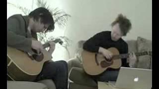 Thom yorke and jonny greenwood - the rip (portishead cover)
