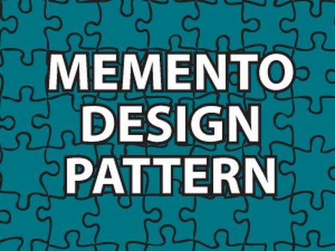 Memento Design Pattern
