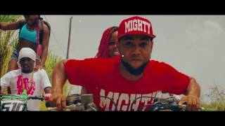 JAH REDDIS  -  BOUNCE IT & SIDDUNG (UP DI TING )  OFFICIAL MUSIC VIDEO (2017)
