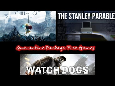 Coronavirus Quarantine Weekend - Download Free PC Games (Free Ubisoft Games/Epic Games) [March 2020]