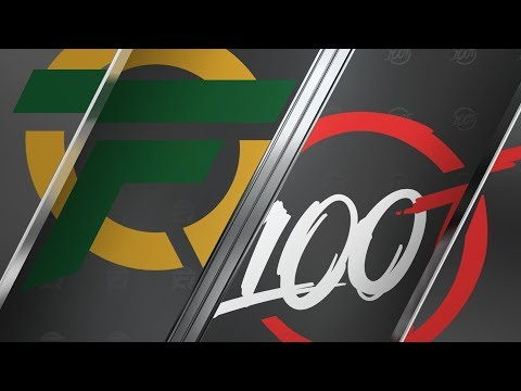 FlyQuest vs 100 Thieves vod