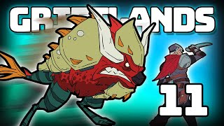 Negotiation QUEEN - Griftlands Ep11 #ad