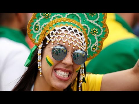 World Cup: Brazil knock Costa Rica out in 2-0 victory