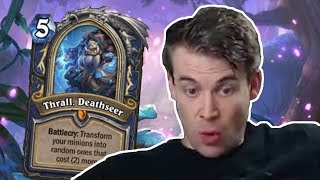 (Hearthstone) Stealing The Deathseer