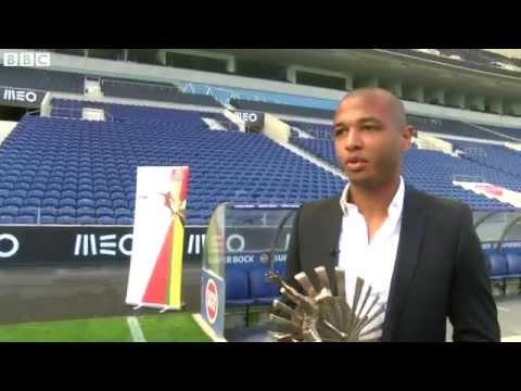BBC News :  Brahimi awarded BBC African footballer of the Year