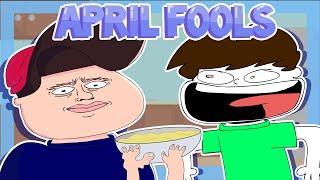 The Best April Fools Prank (ft. @BrodyAnimates)