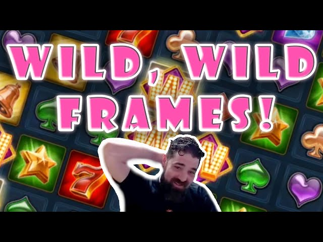 €10 BET on Wild Frames!!