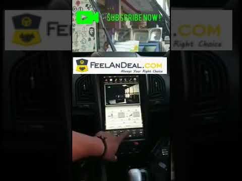 XUV 500 Tesla Screen Sound And Video Quailty