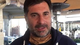 Napoli, la protesta dei ristoratori del lungomare