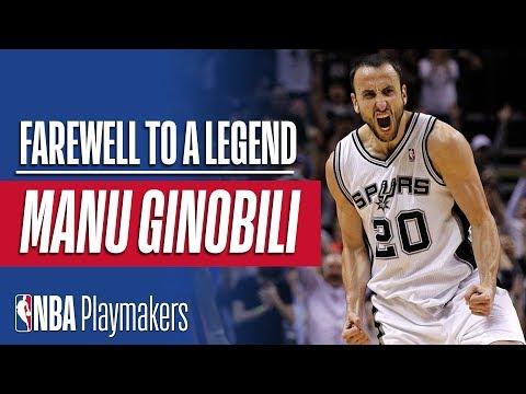 Saying Goodbye To Legendary Player Manu Ginobili | Jump Start