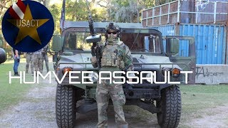 Black Tiger Airsoft: Humvee Assault