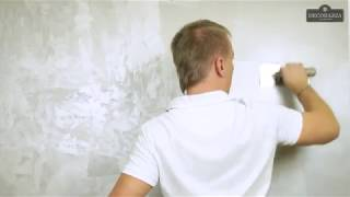 Decorazza Seta da Vinci лофт Перламутровый бетон