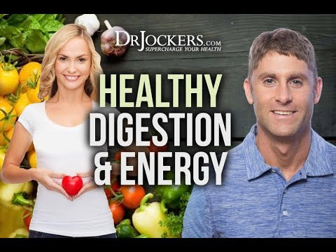 10 Key Strategies For Improving Digestion and Energy Levels