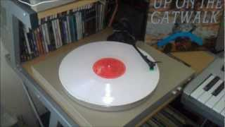 Simple Minds - Up On The Catwalk (WHITE VINYL)