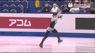 Alena Leonova 2012 Worlds SP